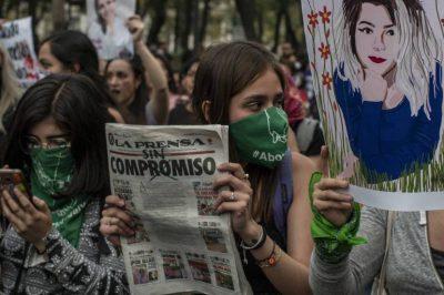 El feminismo en el trabajo periodístico actual