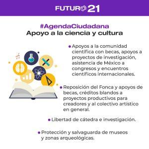 apoyo a ciencia agenda ciudadana