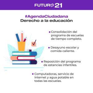 educación agenda ciudadana