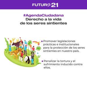 seres sintientes agenda ciudadana