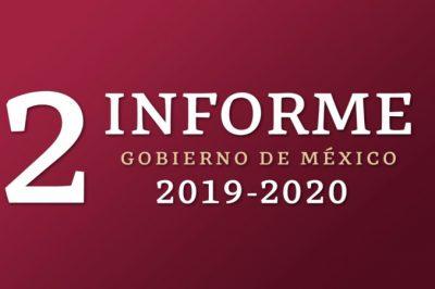 México ante el Segundo Informe de Gobierno