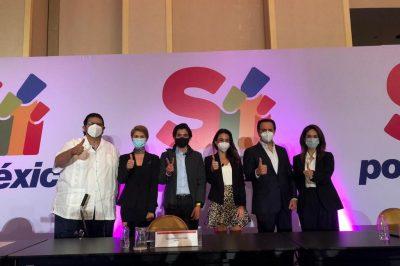 Sí Por México: organizaciones ciudadanas haciendo ciudadanía