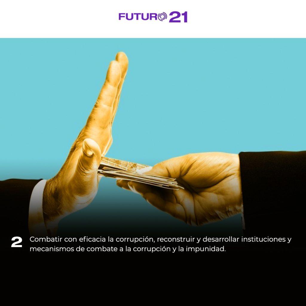 plataforma contra la corrupción