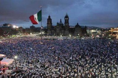 Llamamiento: Salvemos a México