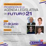 Conferencia de Prensa Futuro 21