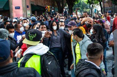 Condena actos de violencia en CDMX